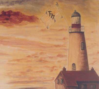 Muurschildering 1